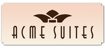 Logo for Acme Suites
