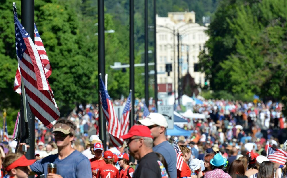 Ashland 4th of July Parade and Festivities are the best in Southern Oreogn