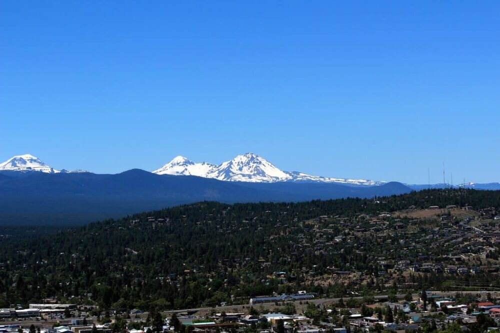 Bend, Oregon is an artistic hotbed best known for its abundant outdoor recreation