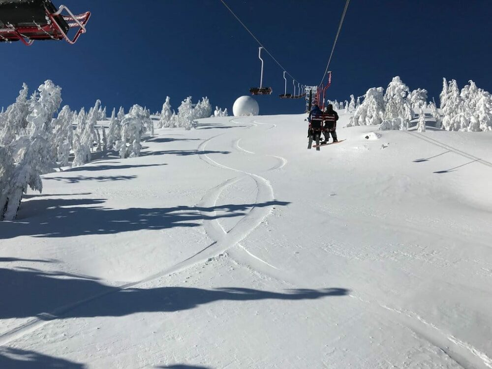 Mt. Ashland serves up local mountain fun all year long