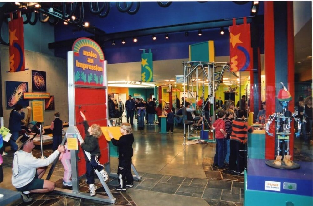 This family friendly museum in Ashland Oregon is a must stop for families with young children